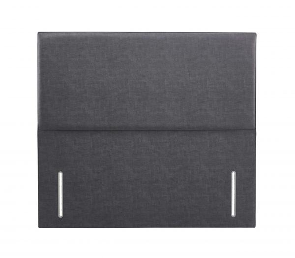 headboard grey black