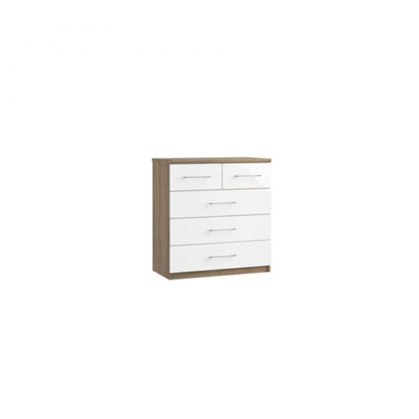 catalia 3+2 drawer chest
