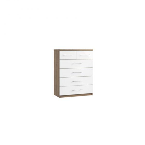 catalia 4+2 drawer chest