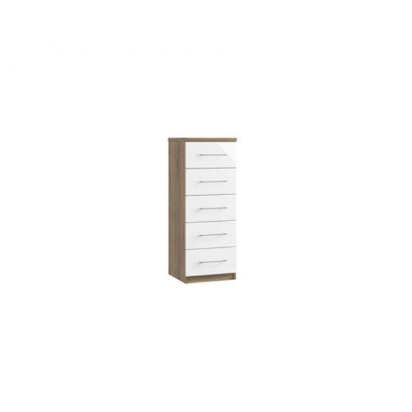 catalia narrow drawer chest