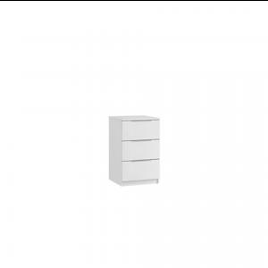 genoa 2 drawer bedside chest