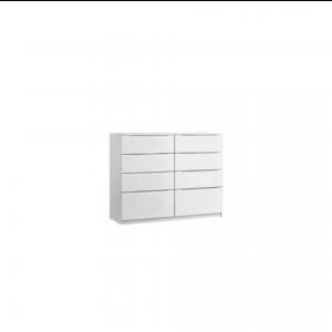 genoa 8 drawer twin chest