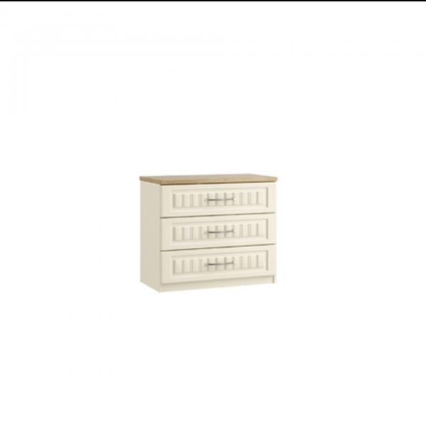 portofino 3 chest of drawers