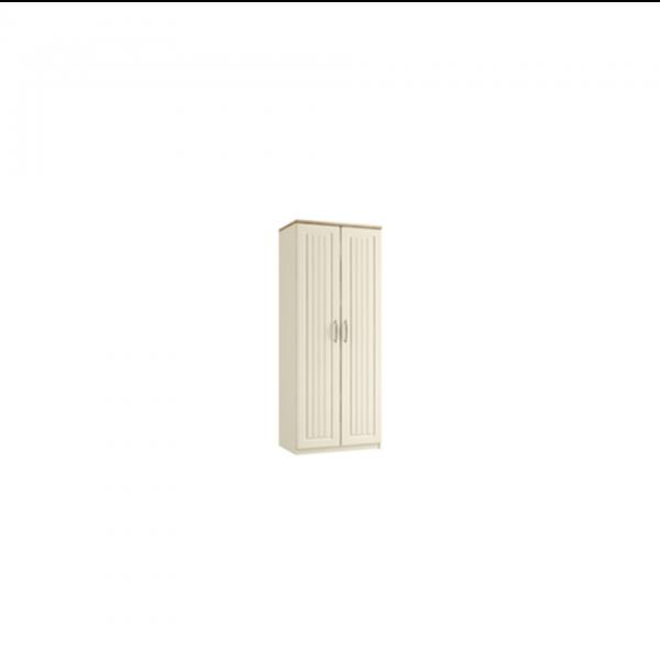 portofino double tall wardrobe