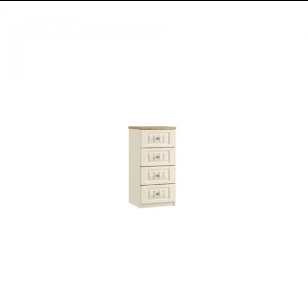 portofino narrow drawer chest of drawers