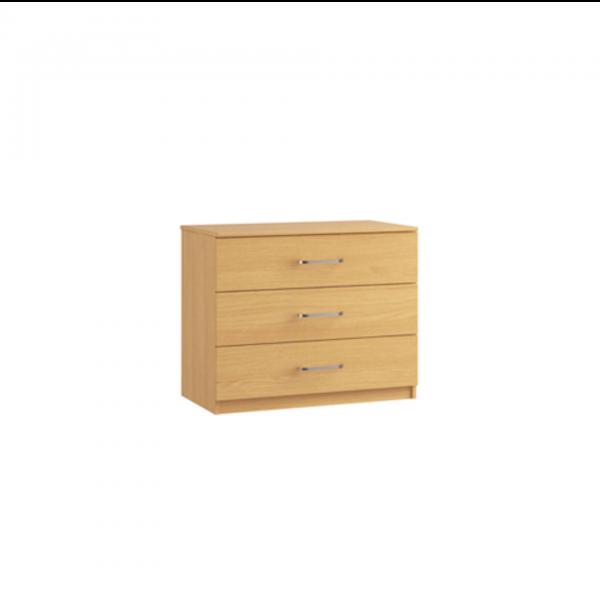 ravenna 3 chest of drawers