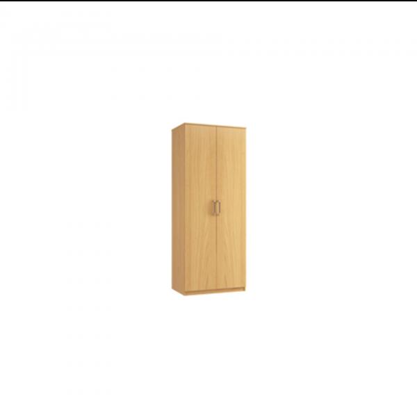 ravenna double tall door wardrobe