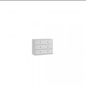 siena 3 drawer chest