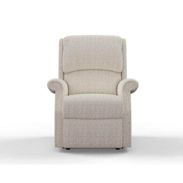 celebrity mobility armchair sofa settee riser recliner cream