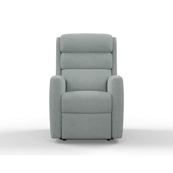 celebrity mobility armchair sofa settee riser recliner modern blue
