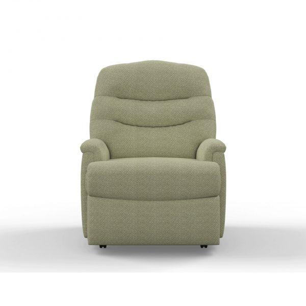 celebrity mobility armchair sofa settee riser recliner green