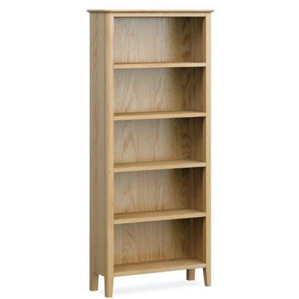 Bath Oak Large Bookcase