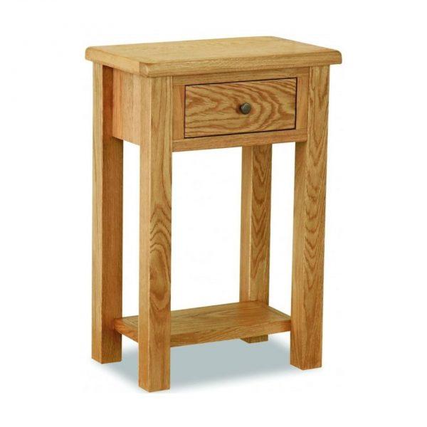 Cork Lite Telephone Table