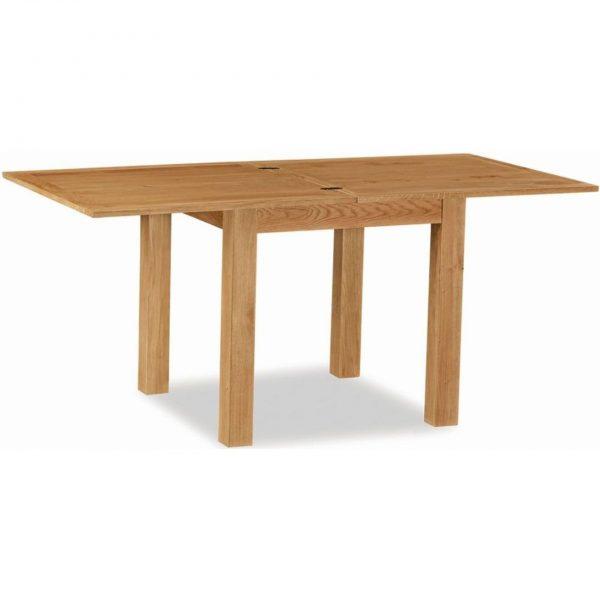 Global Home Cork Lite Oak 85cm-170cm Extending Dining Table