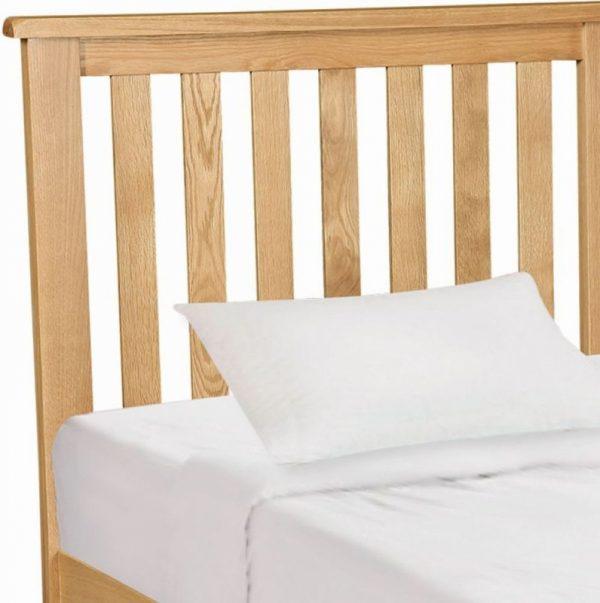Global Home Cork Lite Oak Bed