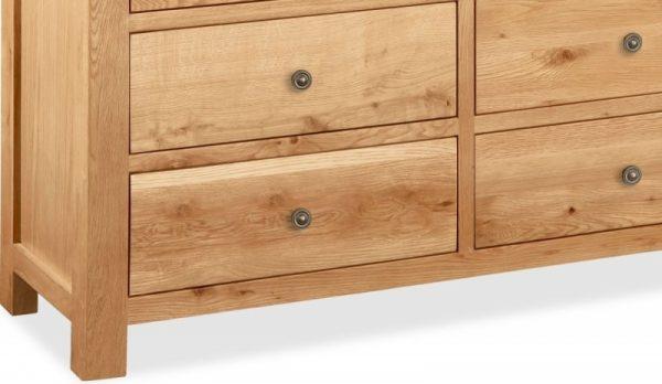 Global Home Cork Oak 4+3 Darwer Chest