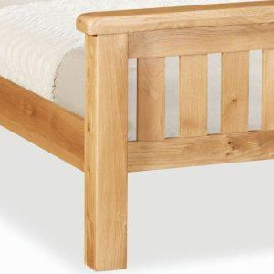 Global Home Cork Oak Slatted Bed