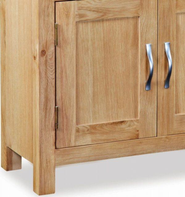 Global Home New Trinity Oak Mini Sideboard