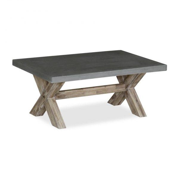 Rockhampton Concrete Top Coffee Table