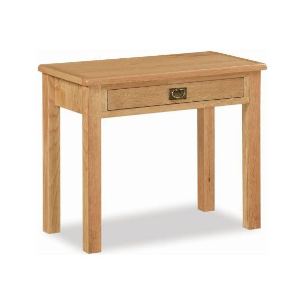 Salisbury Lite Oak Laptop Desk