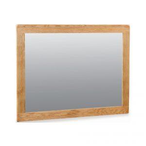 Salisbury Oak Rectangular Mirror