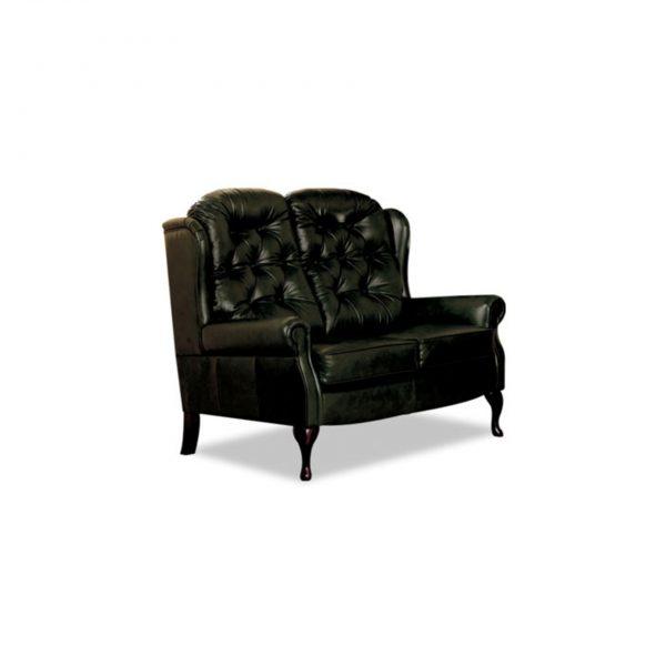 black woodburn celebrity sofa armchair settee