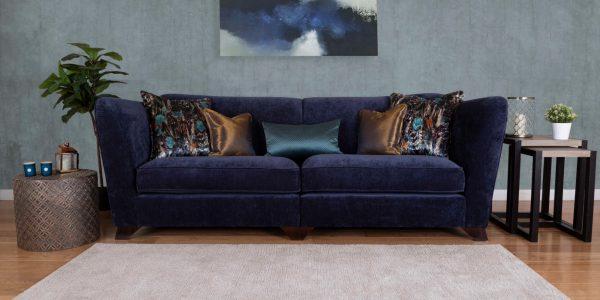Azure sofa